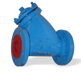 Strainer Valve, Strainer Valves, Industrial Strainer Valve, India, Strainer Valves Exporter, Supplier of Strainer Valves, Manufacturer of Strainer Valves in India, Y-Strainer Valves, Y-Strainer Valves Manufacturer, Y-Strainer Valves Supplier, Unidirectional Strainer Valve, Full lug knife edge Strainer Valve, Premier Exporter of Strainer Valves, Manufacturer of Strainer Valves, Strainer Valves Exporter from India, UNIMAC CONTROL SYSTEMS Manufacturing and Company.